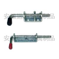 供应不锈钢重型弹簧插销,门栓,304插销