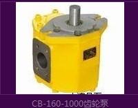 供应DCB-B160-700大流量齿轮泵