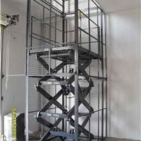 供应唐山升降机 液压登车桥 固定式升降机