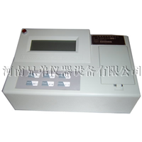 供应YN-2001土壤肥料速测仪