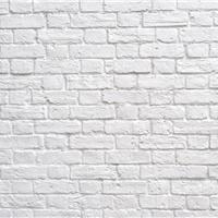 白色石膏砖 石膏背景墙 品牌店装饰专供