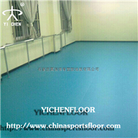 太原大同PVC塑胶地板厂家运动地板卷材