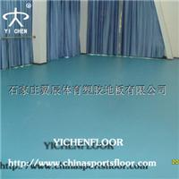pvc塑胶地板塑胶卷材运动地板弹性地板