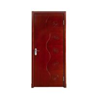 供应联曼lb-001实木烤漆复合门