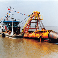 青州凯翔专业生产小型挖泥船