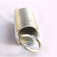 福建弹簧厂直销60Si2Mn弹簧 碳钢材质弹簧 镀镍弹簧