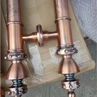 古典风格镀铜不锈钢拉手经典不锈钢镀铜拉手
