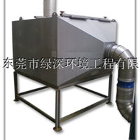 深圳造紙廠廢氣治理活性碳廢氣吸附箱