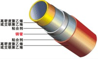 钢塑复合管结构