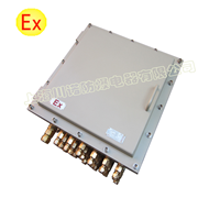 BJX防爆不锈钢接线箱、防爆控制接线箱