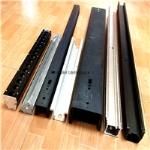 深圳 东莞 LED洗墙灯拉铝外壳 散热铝挤型材