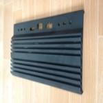 深圳电子产品拉铝外壳铝挤音响面板生产加工