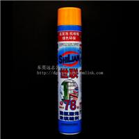 供应世联管式750ML聚氨酯泡沫填缝剂/发泡胶