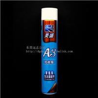 供应美盛管式750ML聚氨酯泡沫填缝剂/发泡胶