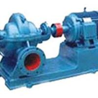 供应南通S、SH型单级双吸离心泵