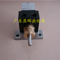 Y-PUMP-5cc/RP油漆齿轮泵