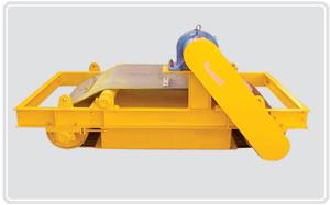 供应质优价廉轻型带式永磁除铁器