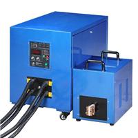 供应超音频感应加热设备 铁棒铸造机