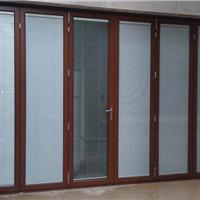 供应盛景铝合金重型折叠门高档铝合金门窗