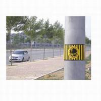 供应电线杆防撞杆号牌