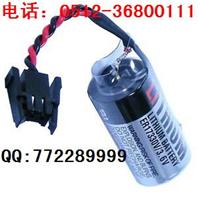 原装进口东芝ER17330V3.6V 2/3AA PLC锂电池