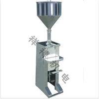 供应立式膏液单头气动灌装机