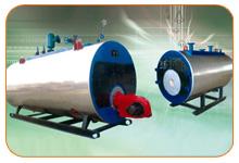 供应青海1吨燃气热水锅炉,2吨燃煤蒸汽锅炉