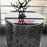 供应豪华装饰造型美光大方不锈钢花盆系列