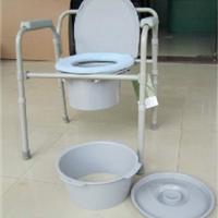 供应老人移动马桶,折叠式坐便椅