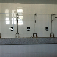 供应铜陵浴室刷卡机 刷卡水控机 洗澡收费机