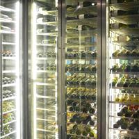 供应北京不锈钢酒柜