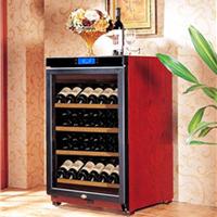 供应实木酒柜 整体酒窖 北京酒柜 雪茄柜