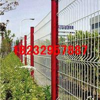 供应河南山东生态园隔离铁丝网 种植防护栏