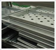 生产厂房专用的圆孔防滑板