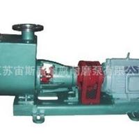 供应ZW无堵塞污水泵 排污不阻塞自吸泵