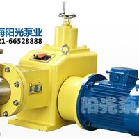 供应JYZR系列液压隔膜式计量泵