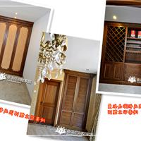 供应实木护墙板|整体家居