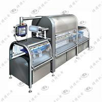 供应XBX-1100单杯直列流水线灌装机
