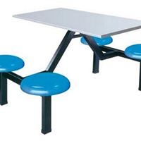 广州食堂桌椅,学校快餐桌椅