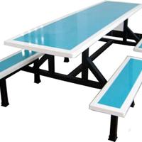 广州学校桌椅,学生食堂桌椅