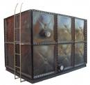供应抚顺SMC玻璃钢水箱/消防水箱/搪瓷水箱