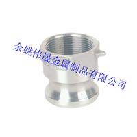 供应A型铝合金快速接头,内螺纹水带接头