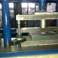 供应液压护栏冲孔设备