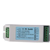 LED 三路0-10V调光驱动
