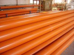 供应cpvc电力管,pvc-c电力电缆保护管