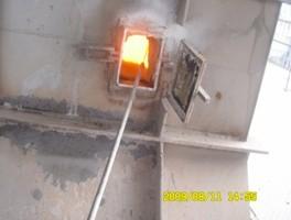 水泥厂窑尾清堵、篦冷机除结皮高压清洗机
