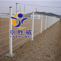 供应园林护栏网|桃型柱护栏网