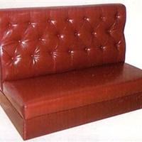 花都餐厅家具,全皮质沙发