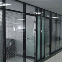 南宁兆拓建材公司办公室隔断墙设计免费