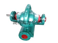 卧式双吸中开泵厂家贵阳水泵厂南方泵业